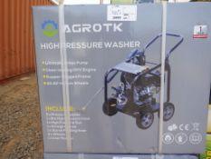 Unused 2021 AGROTEK 180C 3000PSI Pressure Washer,