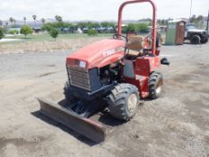 2012 Ditch Witch RT45 Off-Set Trencher,