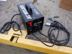 Unused 2020 200 AMP ARC Welder,