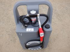 Unused 2020 25 Gallon Diesel Fuel Caddy
