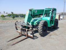 2012 JLG 8042 Forward Reach Forklift,