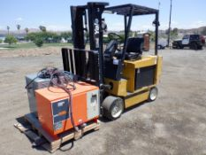 Yale Electric Industrial Forklift,