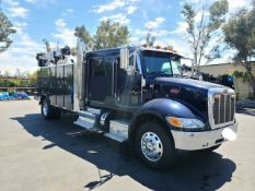 2014 Peterbilt 337 Crew Cab Mechanics Truck,