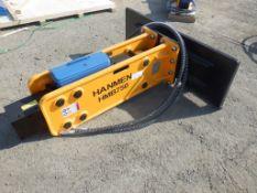 Unused 2021 Hanmen HMB750 Hydraulic Drop Hammer