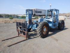 Gradall 534B Forward Reach Forklift,