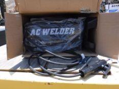 Unused 2021 250 AMP ARC Welder,