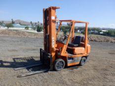 Toyota 42-4FGC25 Industrial Forklift,
