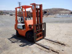 Toyota 3FG15 Industrial Forklift,