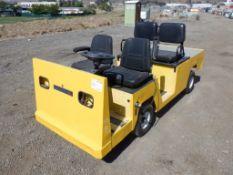 Columbia BC2-L-36 4-Passenger Utility Cart,