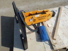Unused 2021 Hanmen HMB530 Hydraulic Drop Hammer