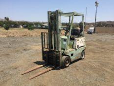 Clark C300-40 Industrial Forklift,