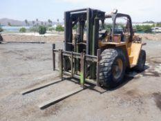 Caterpillar RC60 Low Pro Construction Forklift,