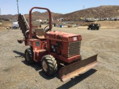 Ditch Witch 3700DD Off-Set Trencher,