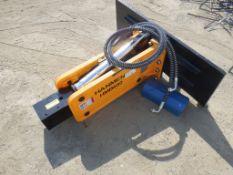 Unused 2021 Hanmen HMB680 Hydraulic Drop Hammer