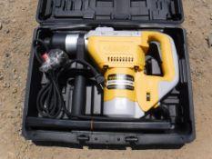 Unused 2021 Huskie 11218SDS Rotary Hammer Drill,