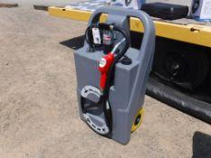 Unused 2021 25 Gallon Fuel Caddy,