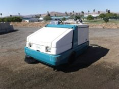 Tennant 6500 Parking Lot Sweeper,