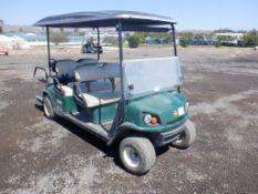 Cushman 6-Passenger Golf Cart,
