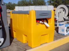 Unused 2021 60 Gallon Poly Diesel Fuel Tank