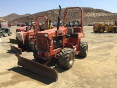 Ditch Witch 4010DD Trencher,