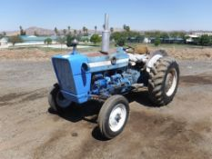 Ford 2000 Agricultural Tractor,