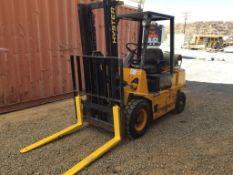 Hyster 50XL Industrial Forklift,