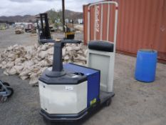 Crown TR3000 Stand-Up Warehouse Tug,