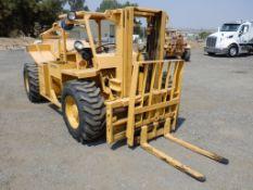 Lift King Rough Terrain Forklift,