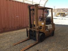 Toyota T940 Industrial Forklift,