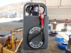 Unused 2021 25 Gallon Diesel Fuel Caddy w/Pump,