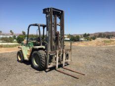 Eagle Picher RC60 Construction Forklift,
