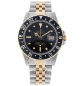 Rolex GMT-Master 16753 Niple Dial - Men's watch - ca. 1983