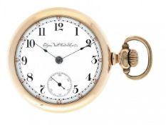 Elgin National Watch Company - Men's pocket watch - approx. 1915.