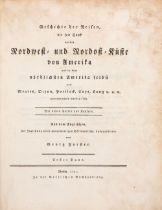 G. Forster, Geschichte der Reise seit Cook... Nordwest- und Nordost- Küste und nördlicher Teil Ameri