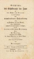 W. Mackay, Geschichte des Schiffbruchs der Juno. a. d. Engl. von W. Lohmann. Hbg. 1802.