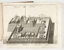 J. B. Du Halde, Description de la Chine. 4 Bde. Den Haag 1736.