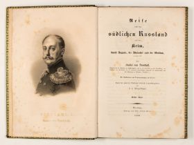A. v. Demidoff, Reise nach dem südlichen Russland. 2 Bde. Breslau 1854.