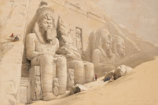 D. Roberts, Egypt & Nubia. 3 Bände. London 1846-49.