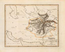 M. Elphistone, Geschichte der englischen Gesandtschaft an den Hof von Kabul. 2 Bde. Weimar 1817.