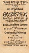 J. B. Müller, Leben und Gewohnheiten der Ostiacken. Berlin 1720.