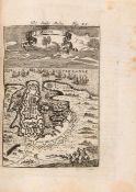 A. Manesson Mallet, Beschreibung des ganzen Welt-Kreises. 4 Bde. Ffm. 1719.