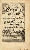 N. Horrebow, Zuverläsige Nachrichten von Island. Kopenhagen und Lpz. 1753.