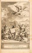 H. A. Châtelain, Atlas historique. 7 Bände. Amsterdam 1713-20.
