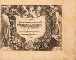 W. Baudartius, Polemographia Auraico-Belgica. Amsterdam 1621-1622.