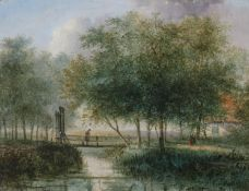 Jan Evert II Morel (1835-1905)