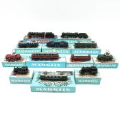Collection of Locomotives