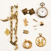 A Diverse Collection of Jewelry