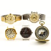 A Collection of 5 Watches