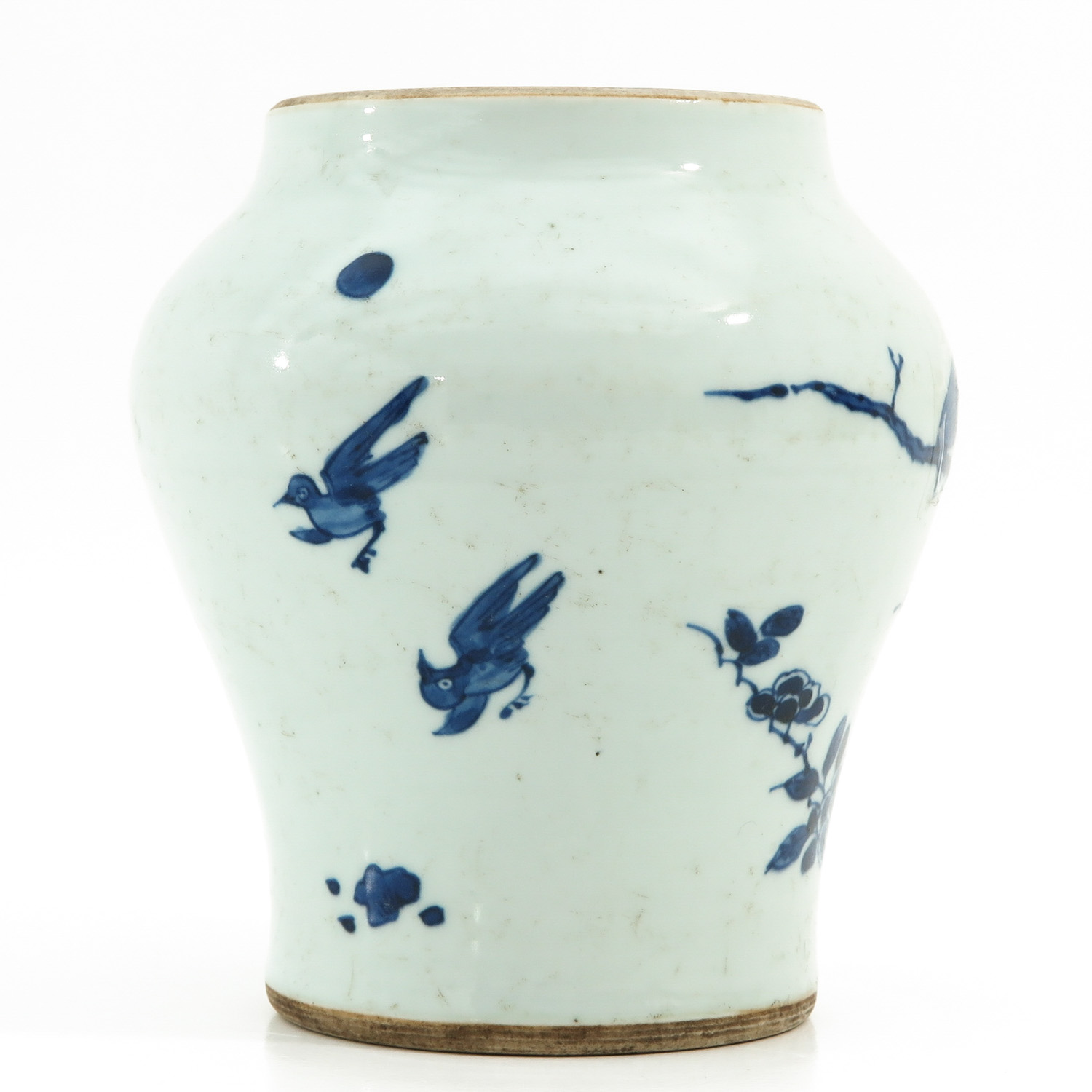 A Blue and White Vase - Image 4 of 9