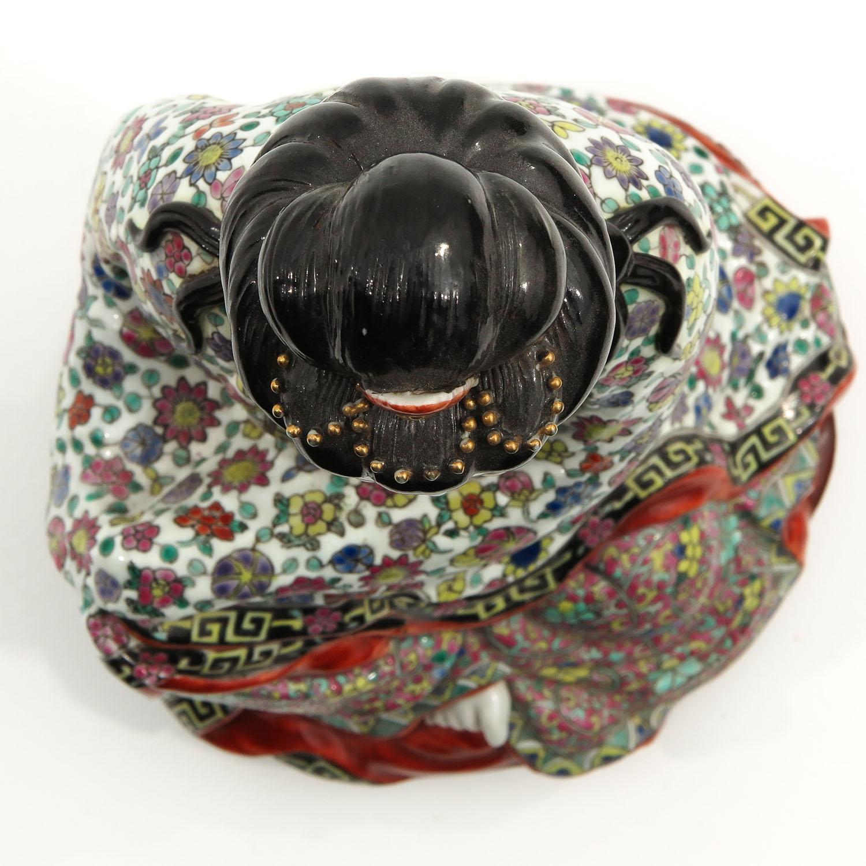 A Quanyin Sculpture - Image 5 of 10